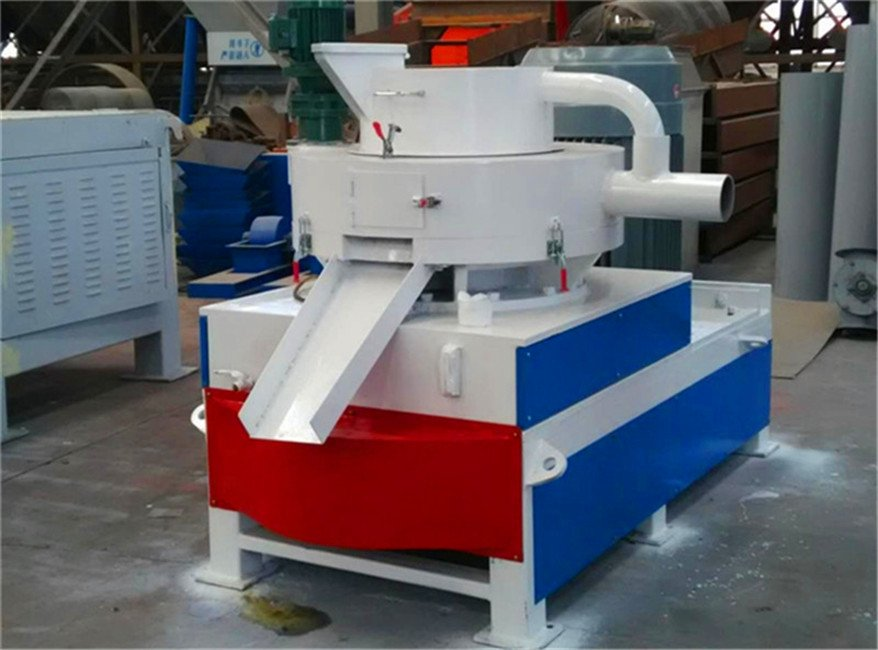Wood Pelletizing Machine