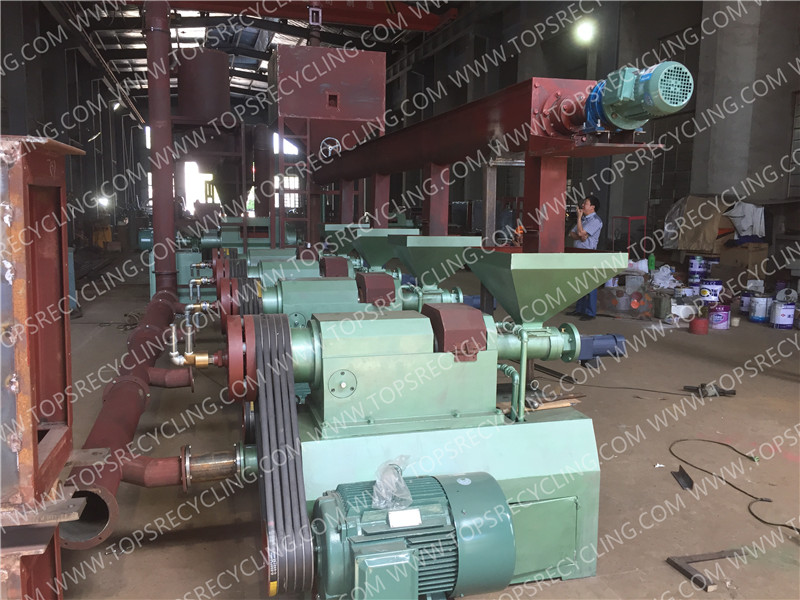 rubber pulverizer, disc grinding rubber mill