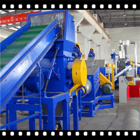 Plastic Profile Recycling Machine