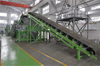 Fully Automatic Scrapped Waste Tyre Recycling to Rubber Granulates Production Line