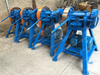 Waste Tires Slitting and Chopping Machine